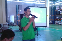 Astra Group Monthly meeting - July 2012