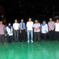 Visitor from Johor Corp ( JCorp ) 16.10.2012